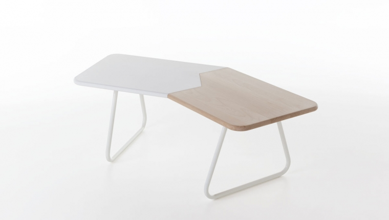 Briciolo Contemporary Coffee Table by Francesco Capella
