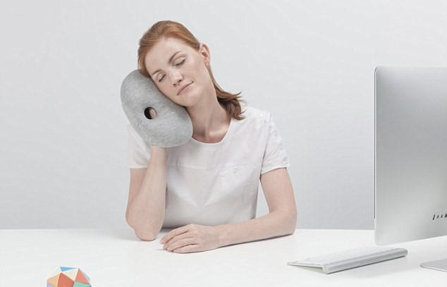 Ostrich Pillow Mini by Studio Banana Things