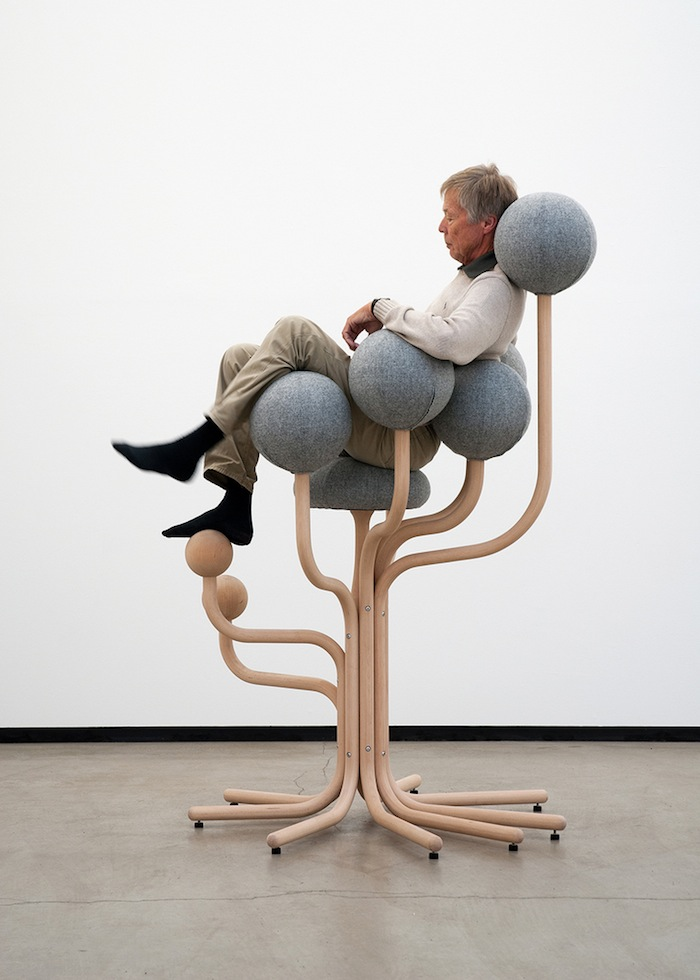 Globe Garden chair by Moment AB
