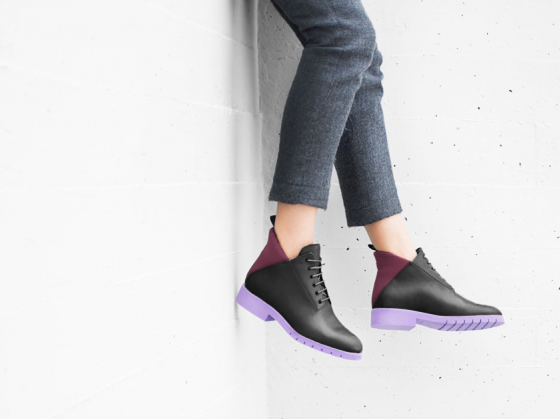 Customizable shoes by Freakloset