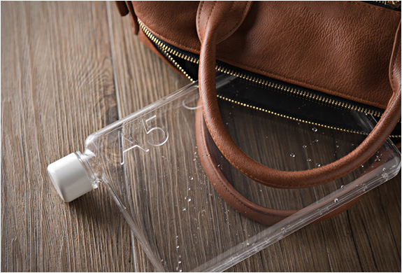 Memobottle by Flank Pty