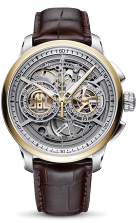 Masterpiece Chronograph Skeleton by Maurice Lacroix