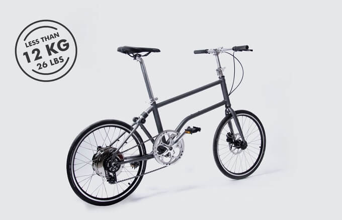 Vello Bike + by Vello