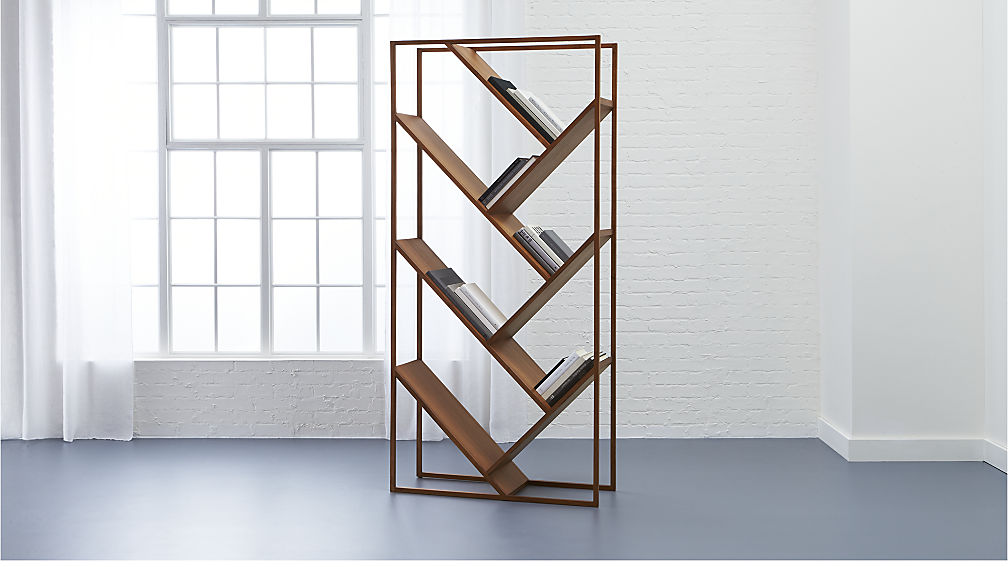 Bookcase - room divider by Miron Lior