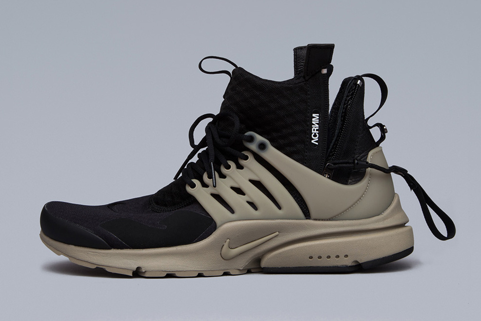 Air Presto by Acronym x NikeLAB