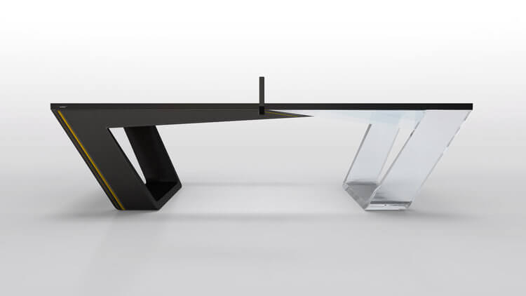 Avettore Table Tennis Table by Eleven Ravens