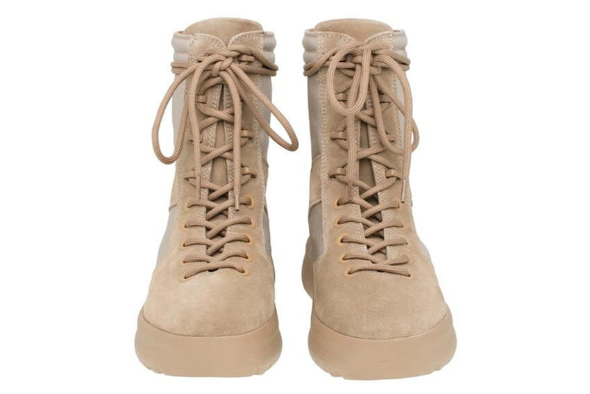Military Boots by Kanye West Yeezy