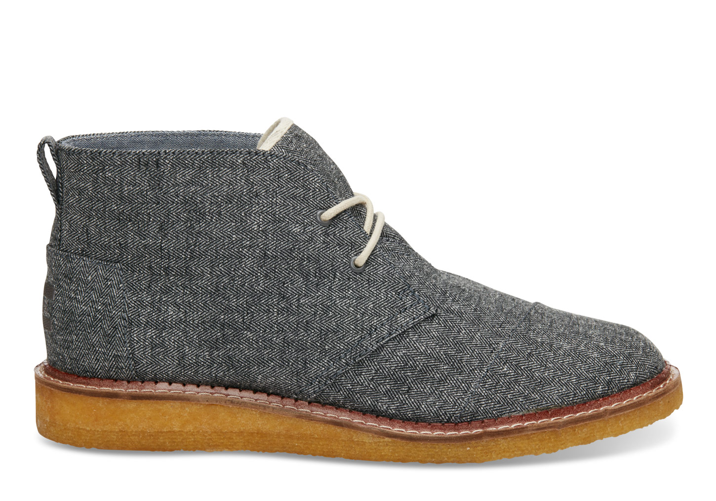 Mateo Chukka Boots by Toms x The Hill-Side