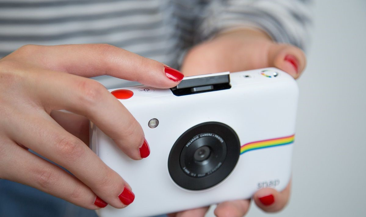 Snap Instant Digital Camera by Polaroid
