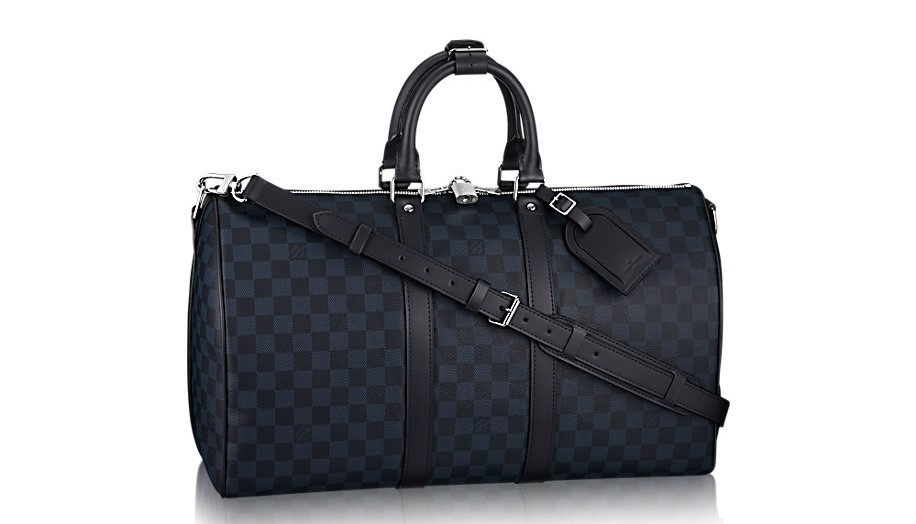 0a672276b louis-vuitton-keepall-bandouliere-45-damier-cobalt-canvas-