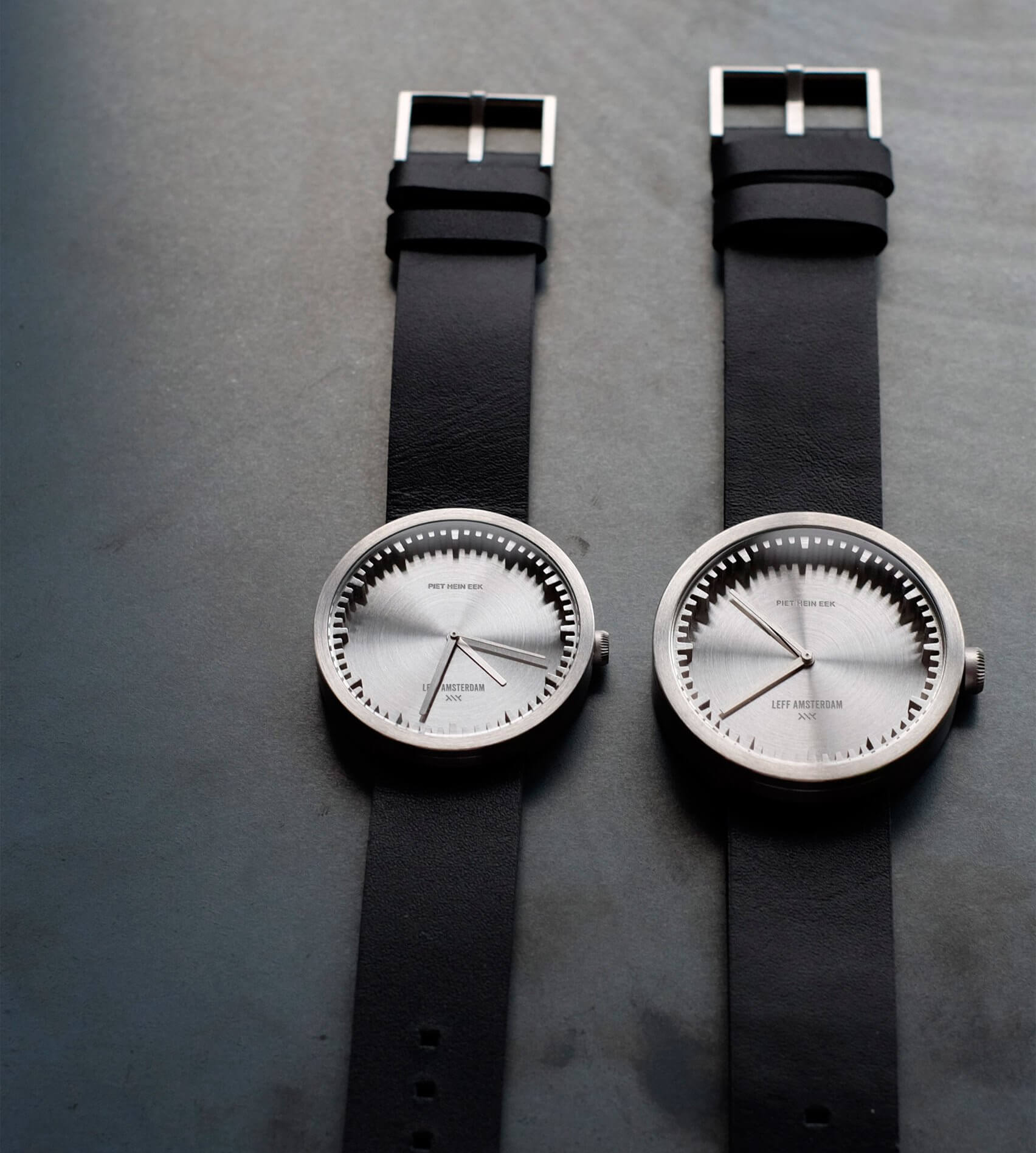 Tube Watch by LEFF Amsterdam