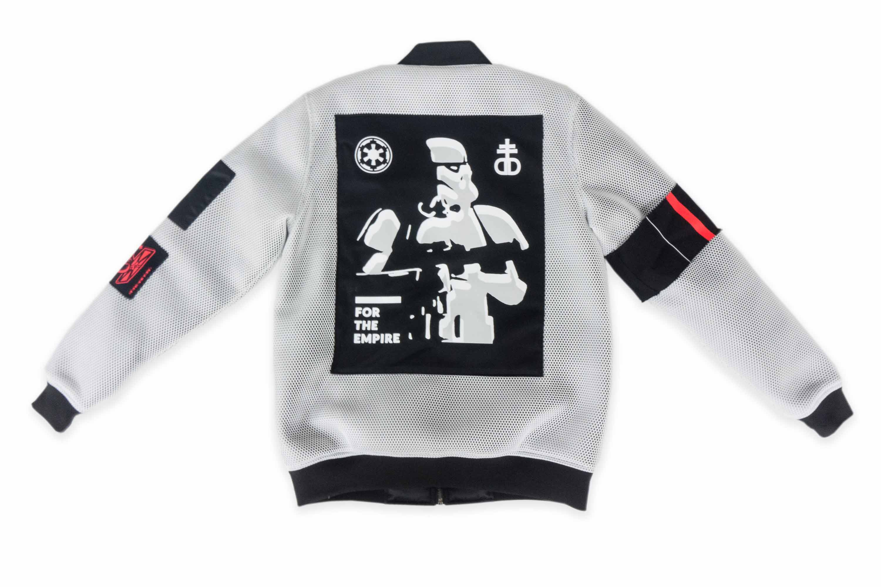 Rogue One jackets by Drop Dead