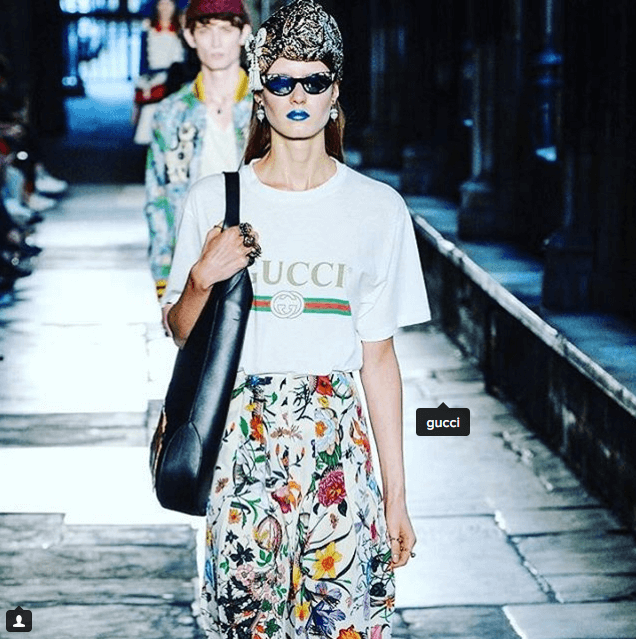 Resort 2017 T-shirt by Gucci