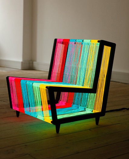 Disco Chair by Kiwi & Pom
