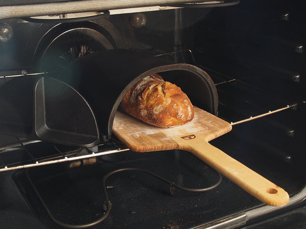 Fourneau Bread Oven by Strand Design