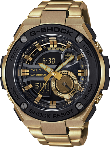 G-Steel Watch Collection by G-Shock