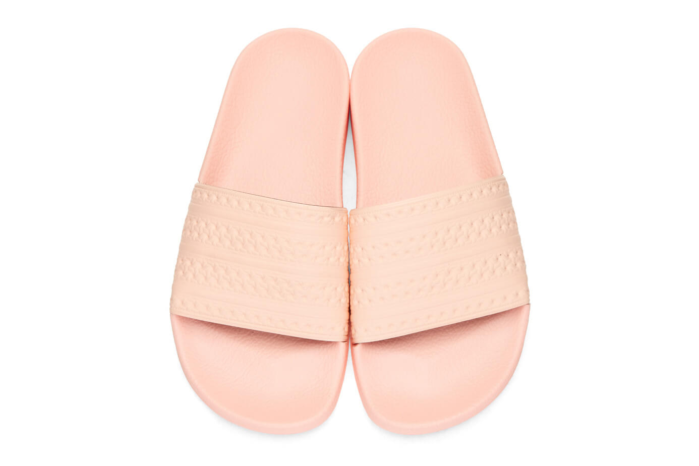 5109b83c3436 Pastel Adilette Slides by adidas Originals - Design i need