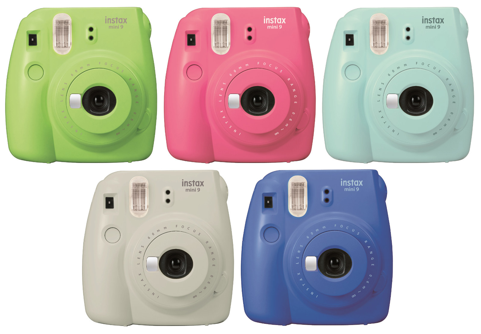 Fujifilm Announced That The Camera Will Be Priced At 70 USD And Is Set To Release In April Except For Cobalt Blue Smoky White Colorways