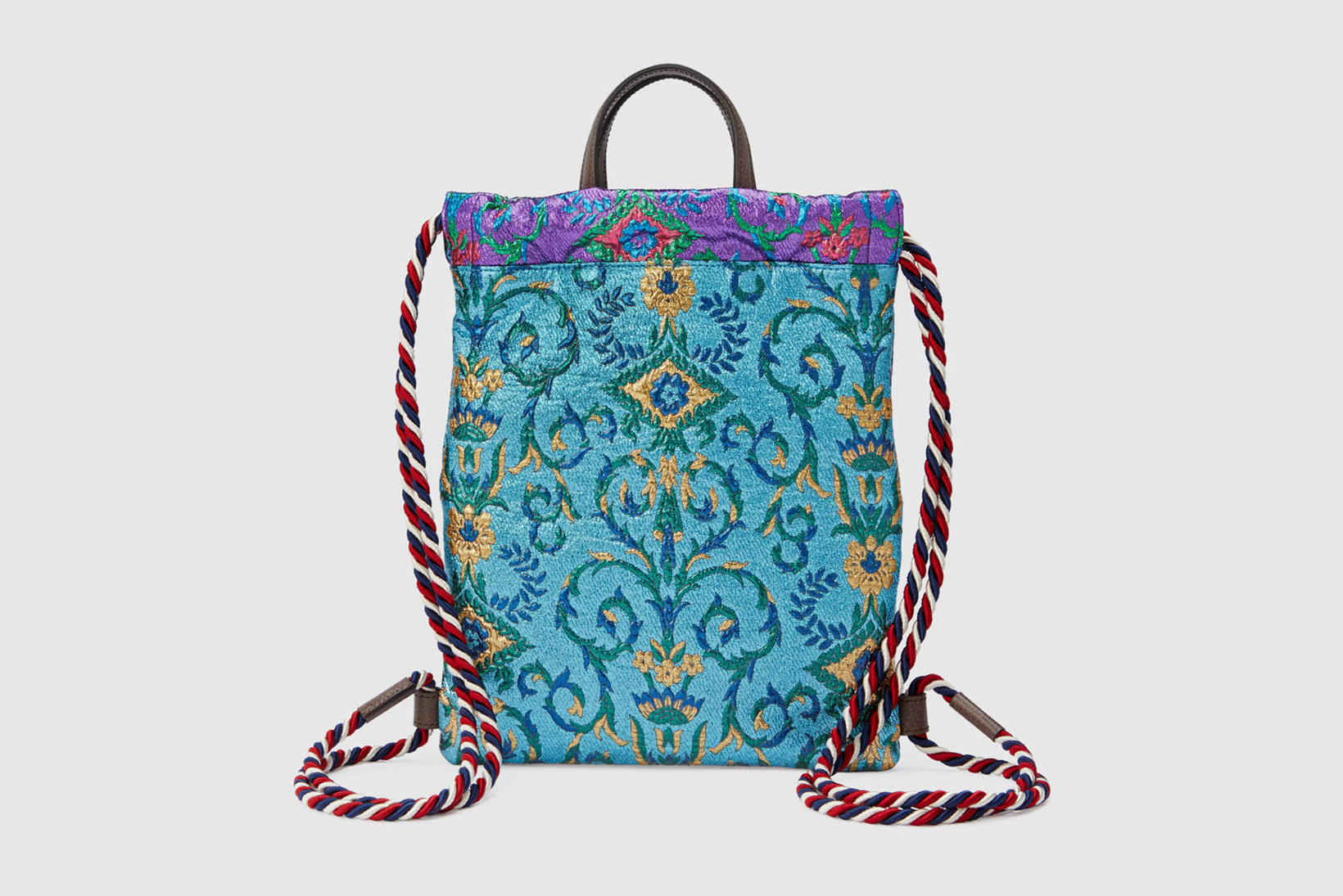 64f995297ae1 Modern Future Drawstring Backpack by Gucci - Design i need