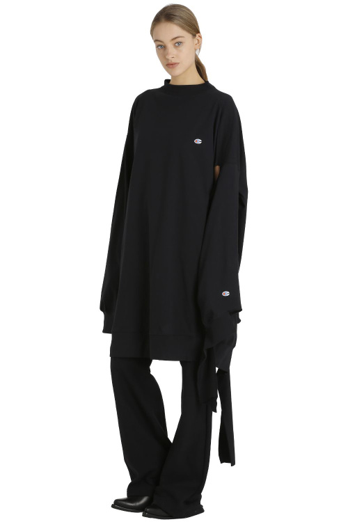 Vetements Cutout Dress