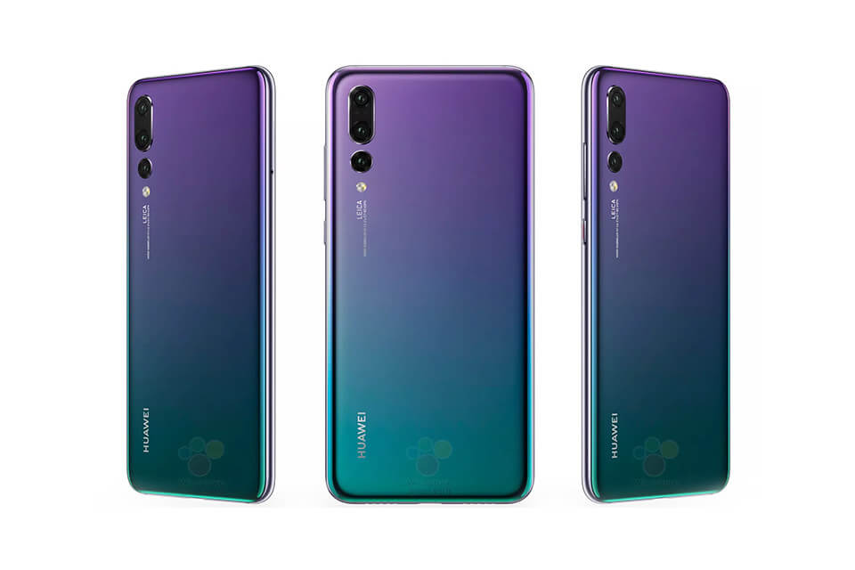 P20 Pro Phone by Huawei