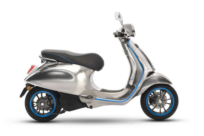 Photo by Piaggio, Vespa