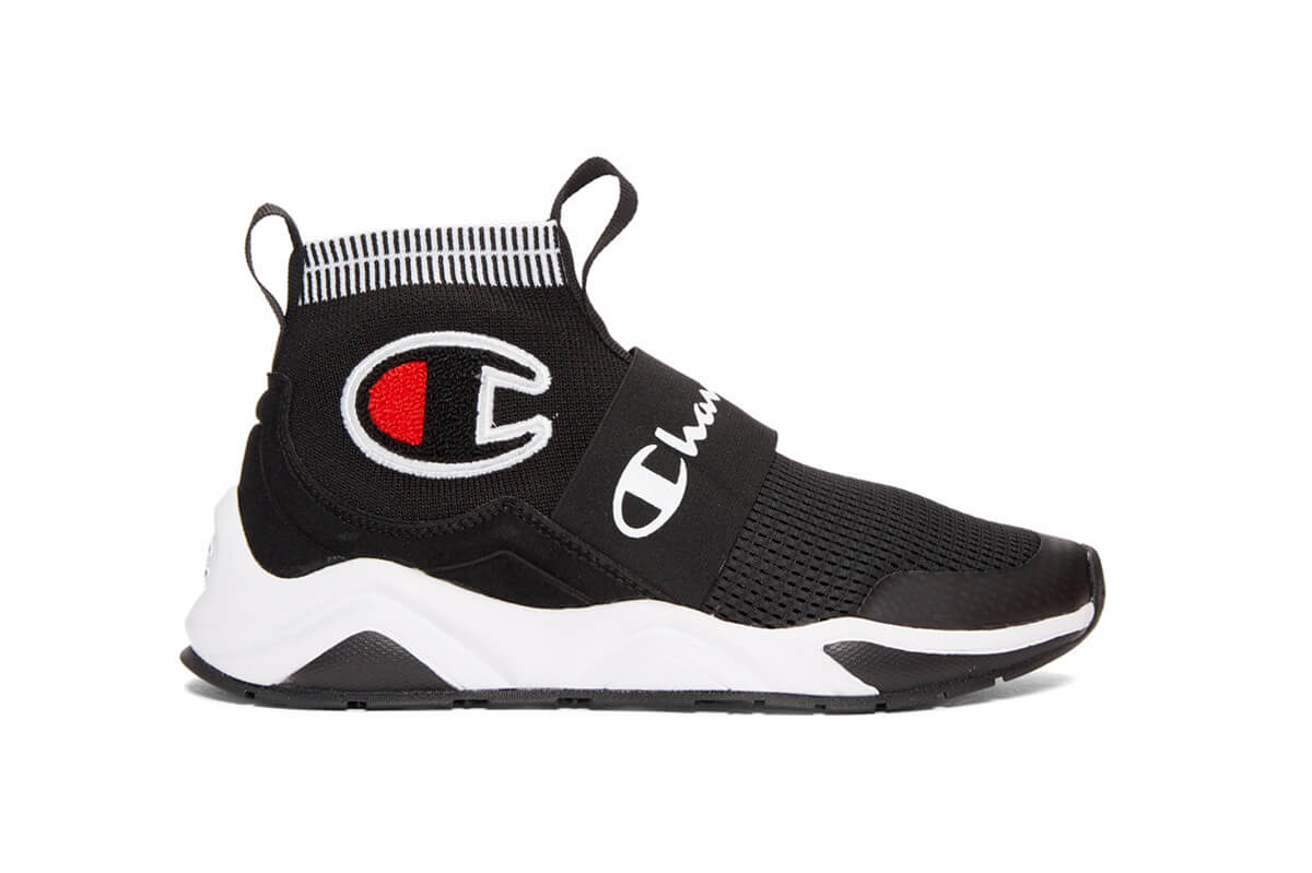 Champion Runner Sock Sneaker