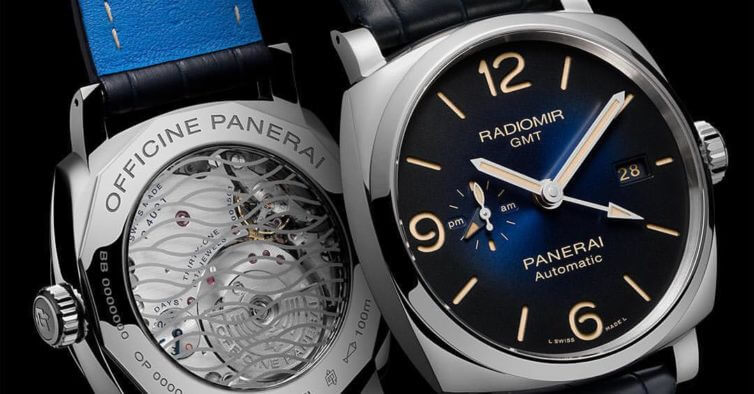 Mediterraneo Edition by Panerai