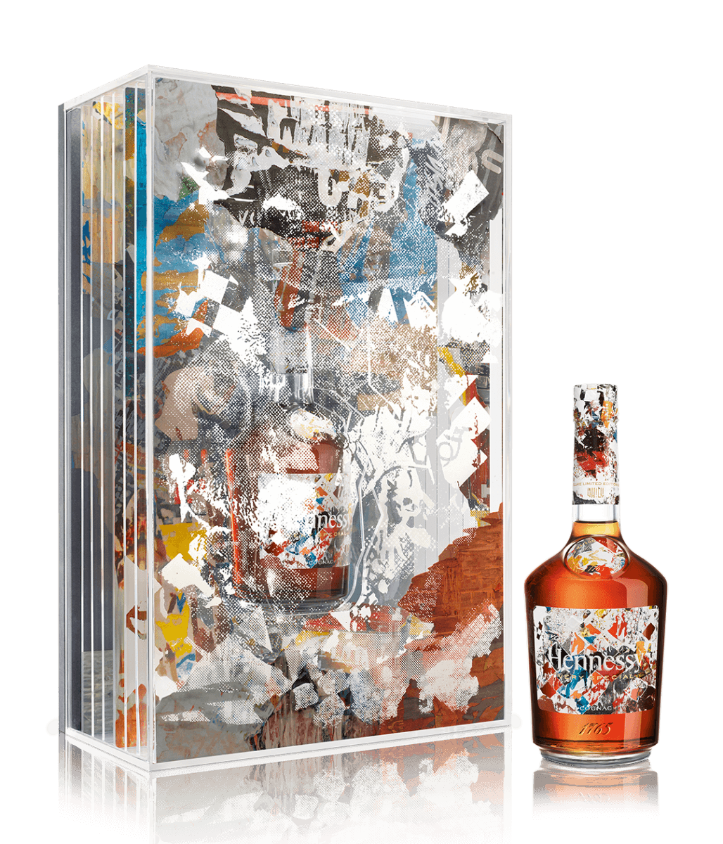 Hennessy Very Special Edition by Vhils
