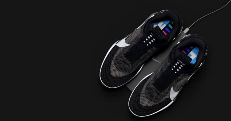 Smart Adapt Sneakers by Nike