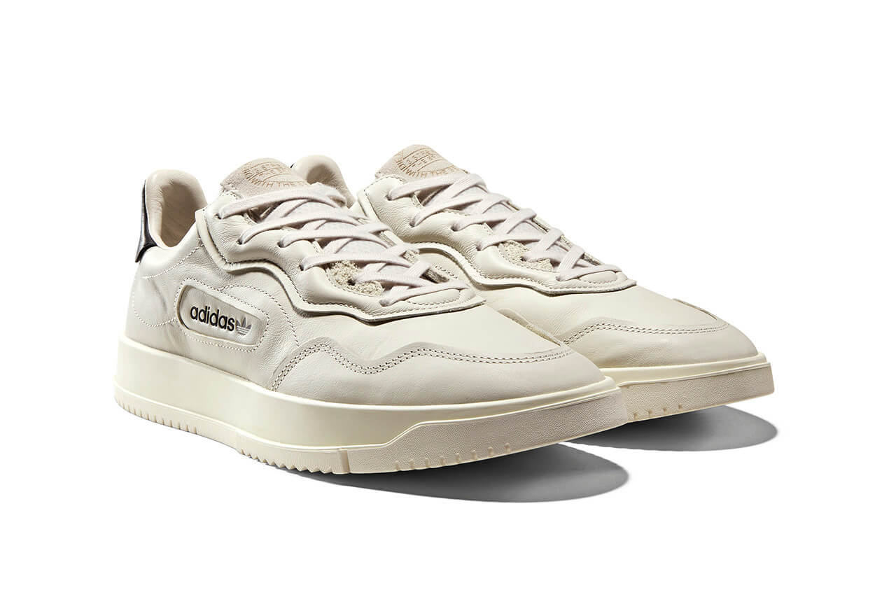S.C. Premiere, vintage -inspired sneaker by Adidas