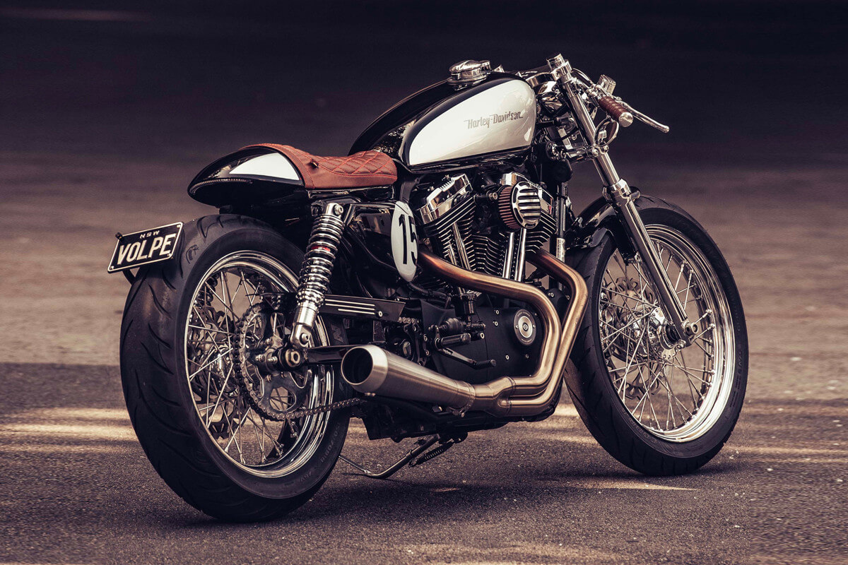 XV-Twin 1200 by Deus Ex Machina